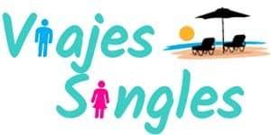 Logo Viajes Singles Solteros